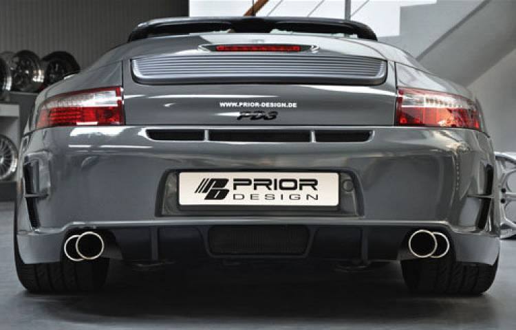 Porsche 996 Prior Design