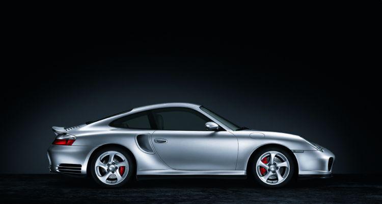 Porsche 911 996 Turbo 2000