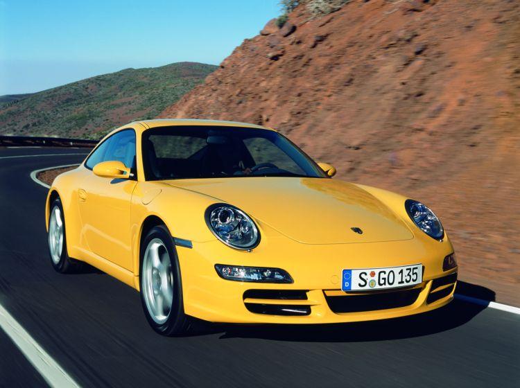 Porsche 911 997 Carrera 2004