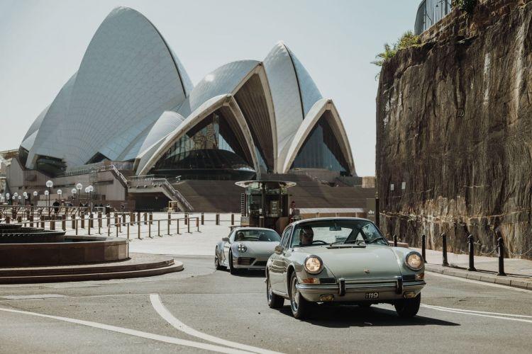 Porsche 911 Australia 55 Anos 17