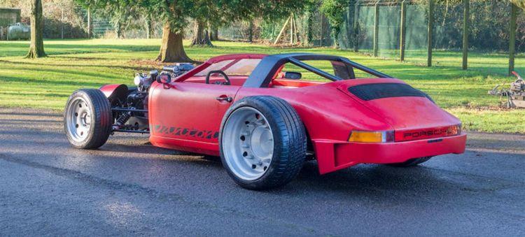 Porsche 911 Bentley P