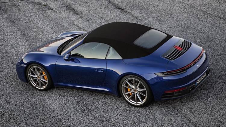 Porsche 911 Cabrio Cabriolet Capota 1