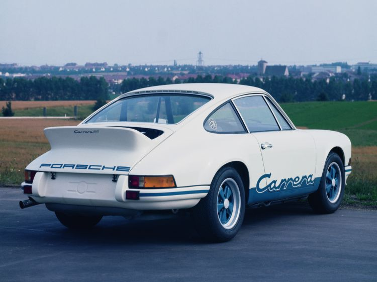 Porsche 911 Carrera Rs 2 7 Coupe 1973 3