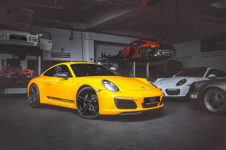 Porsche 911 Carrera T Techart 1