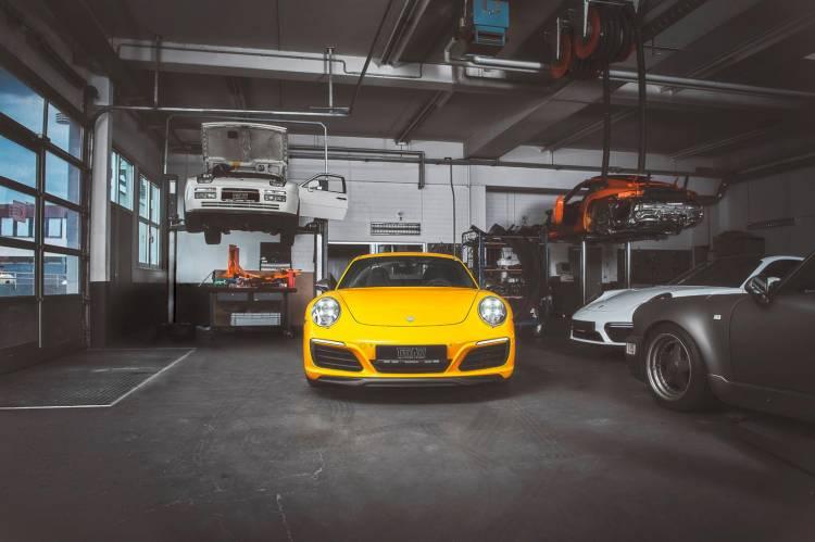 Porsche 911 Carrera T Techart 2