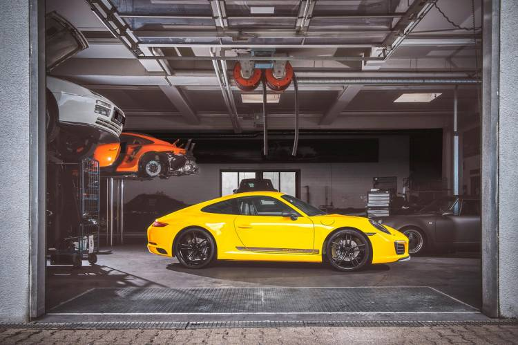 Porsche 911 Carrera T Techart 3