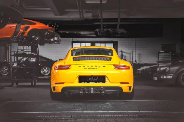 Porsche 911 Carrera T Techart 5