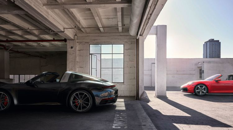 Porsche 911 Combustible Sintetico