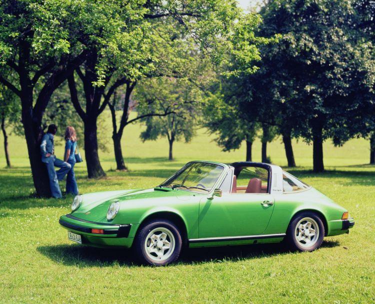 Porsche 911 G S 2 7 Targa 1975