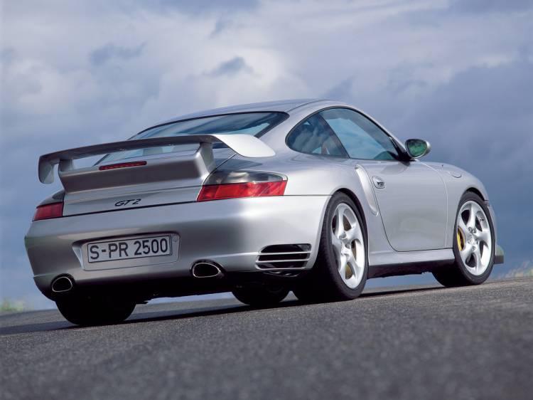 Porsche 911 Gt2 2001 Dm 1