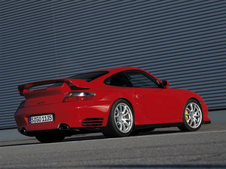 Porsche 911 Gt2 2001 Dm 2