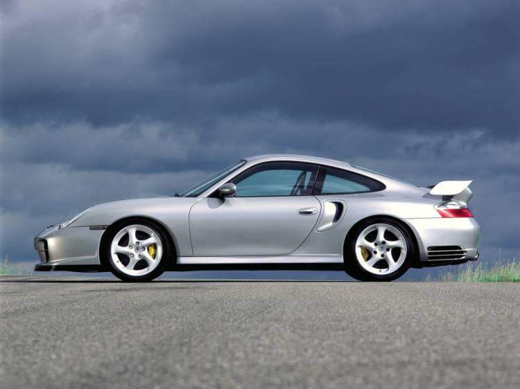 Porsche 911 Gt2 2001 Dm 24