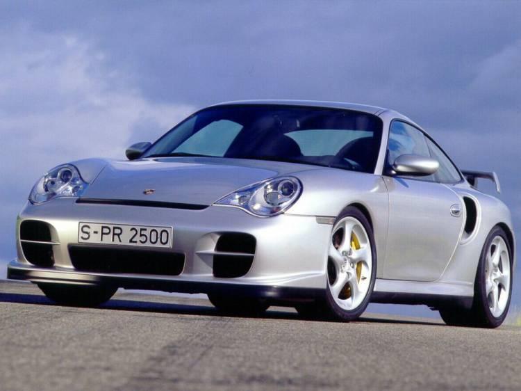 Porsche 911 Gt2 2001 Dm 3