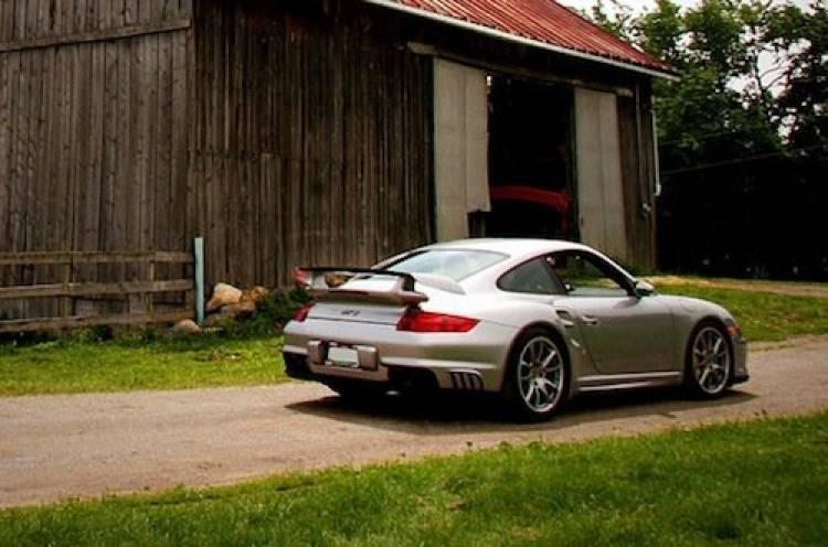 Porsche 911 GT2 RS911S Switzer