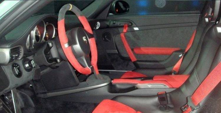 Así es el Porsche 911 GT2 RS