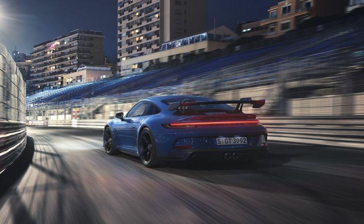Porsche 911 Gt3 992 2021 13