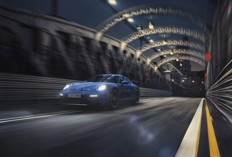 Porsche 911 Gt3 992 2021 14