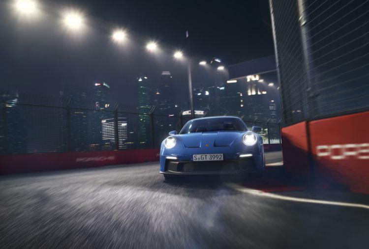 Porsche 911 Gt3 992 2021 17