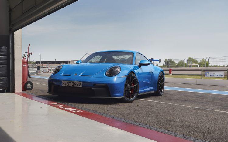 Porsche 911 Gt3 992 2021 1