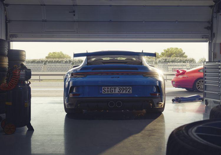 Porsche 911 Gt3 992 2021 2