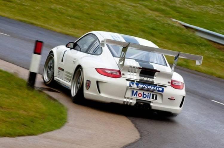 Porsche 911 GT3 Cup, actualizado para 2011