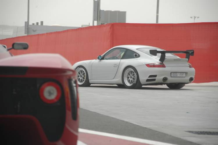 """Porsche 911 GT3 """"Cup"""" por RUF"""