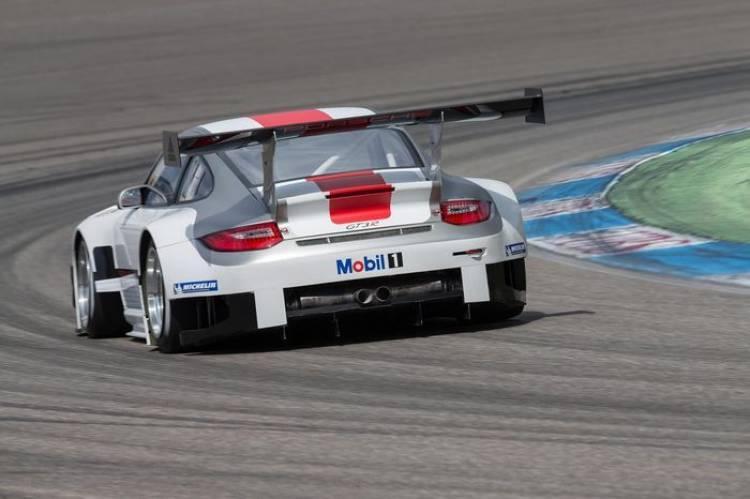 Porsche 911 GT3 R 2013, cambios significativos en vísperas de un nuevo modelo