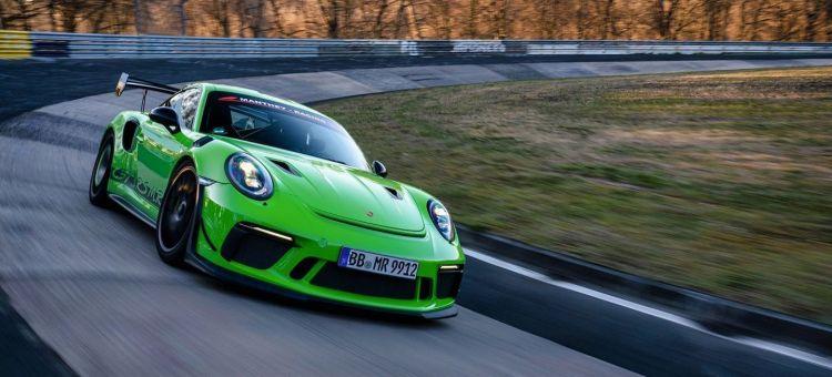 Porsche 911 Gt3 Rs Mr P