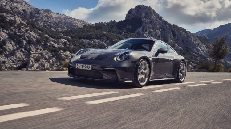 Porsche 911 Gt3 Touring 2021 14