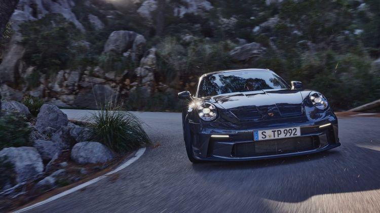 Porsche 911 Gt3 Touring 2021 15