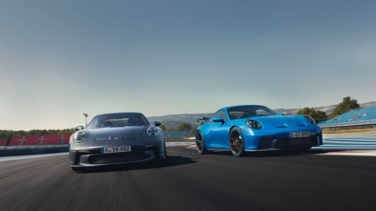 Porsche 911 Gt3 Touring 2021 18