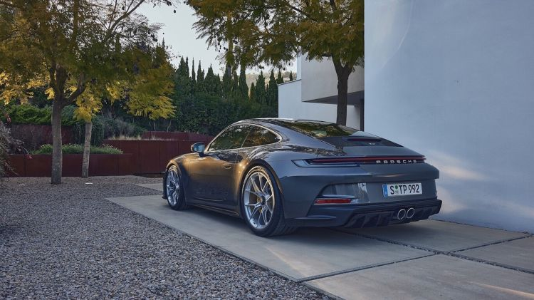 Porsche 911 Gt3 Touring 2021 6