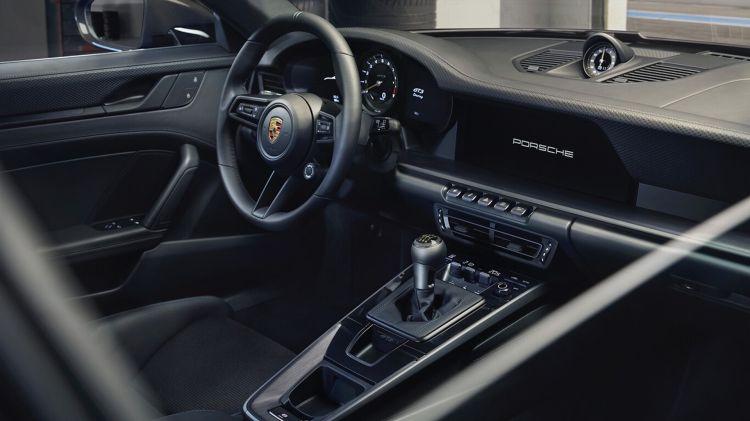 Porsche 911 Gt3 Touring 2021 9