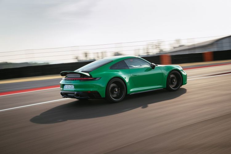 Porsche 911 Gts Prueba Italia 13