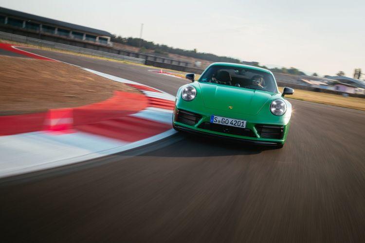 Porsche 911 Gts Prueba Italia 16