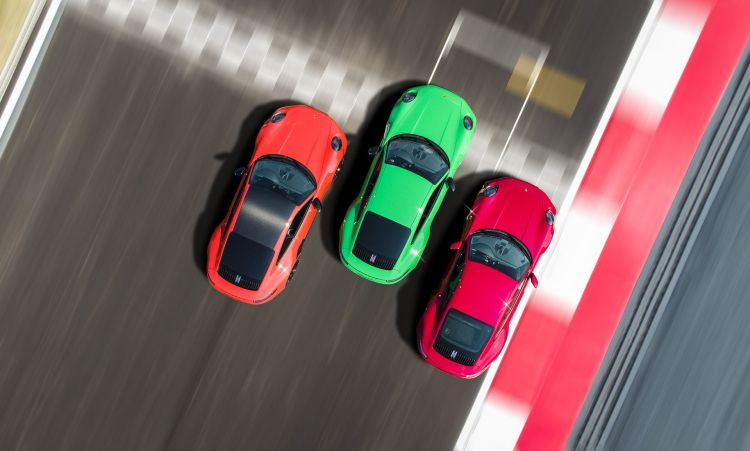 Porsche 911 Gts Prueba Italia 2