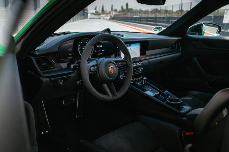 Porsche 911 Gts Prueba Italia 8