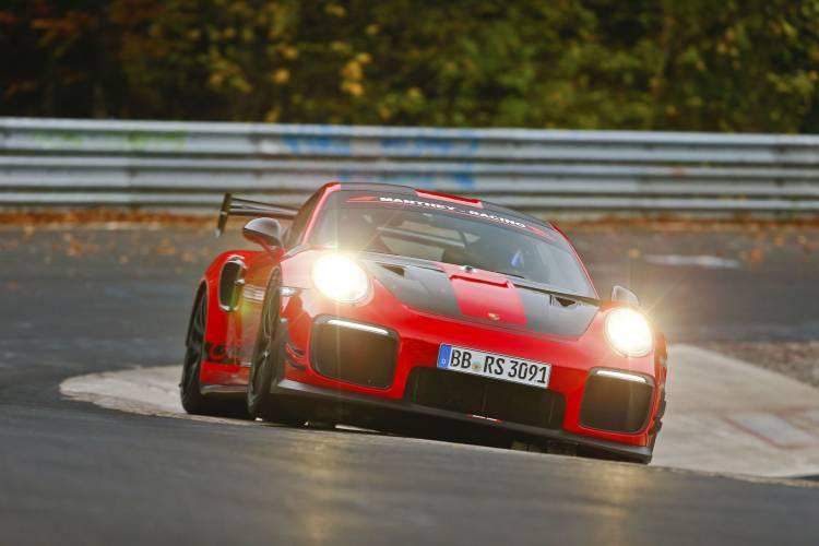 Porsche 911 Gts Rs Mr 1