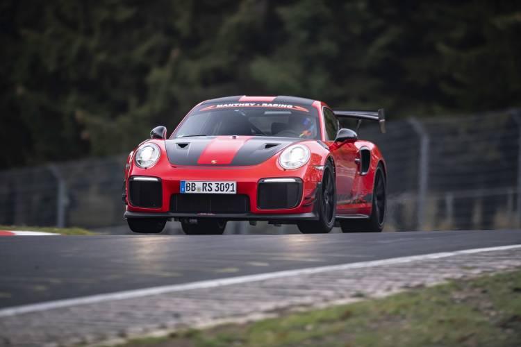 Porsche 911 Gts Rs Mr 3
