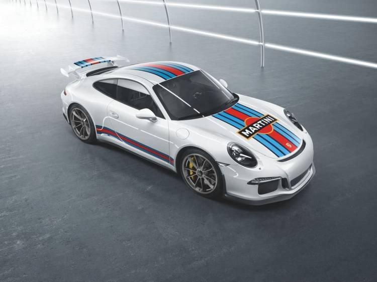 Porsche 911 Martini 001