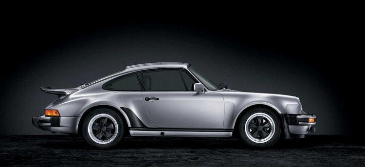 Porsche 911 Motor Turbo Clasico