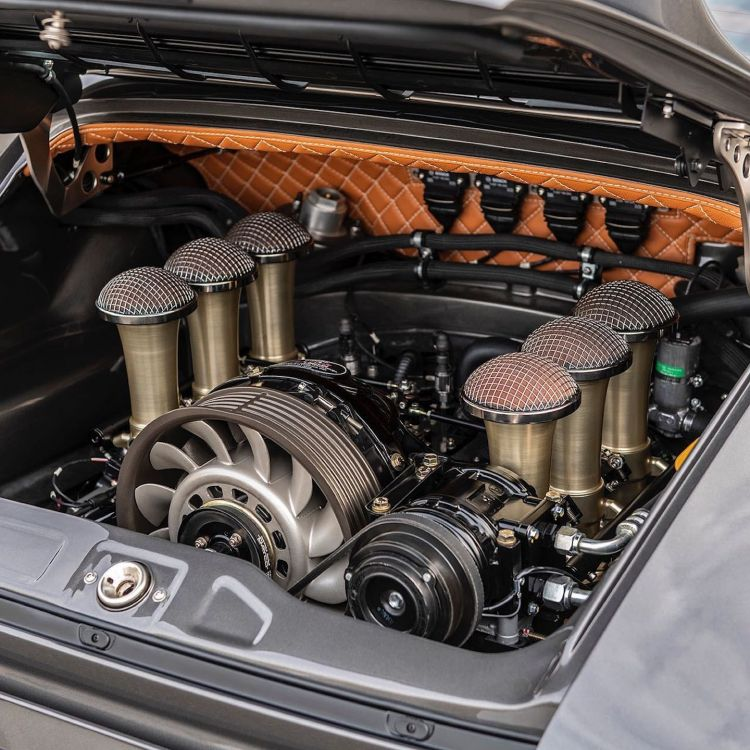 Porsche 911 Singer Dm 3