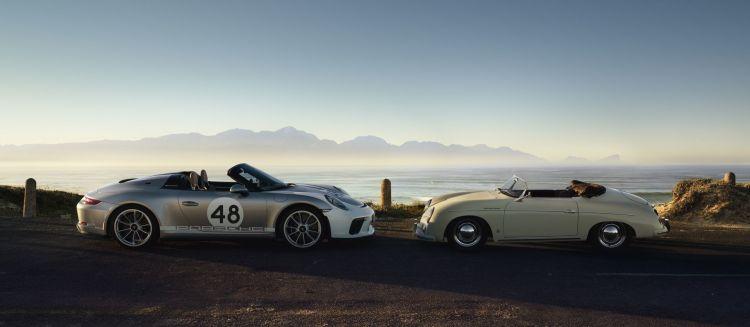 Porsche 911 Speedster 2019 4