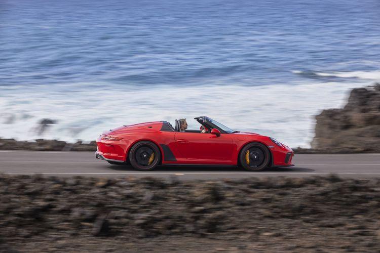 Porsche 911 Speedster 2019 6
