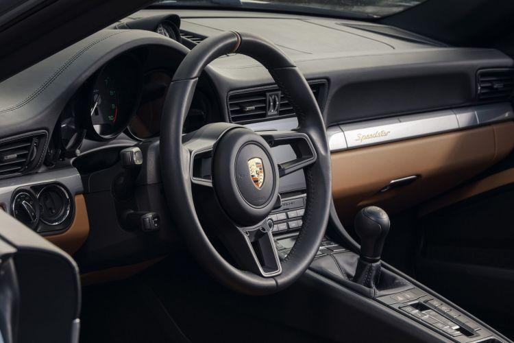 Porsche 911 Speedster 2019 8