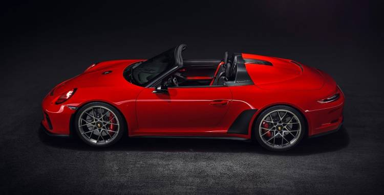 Porsche 911 Speedster Concept 2 1018 007