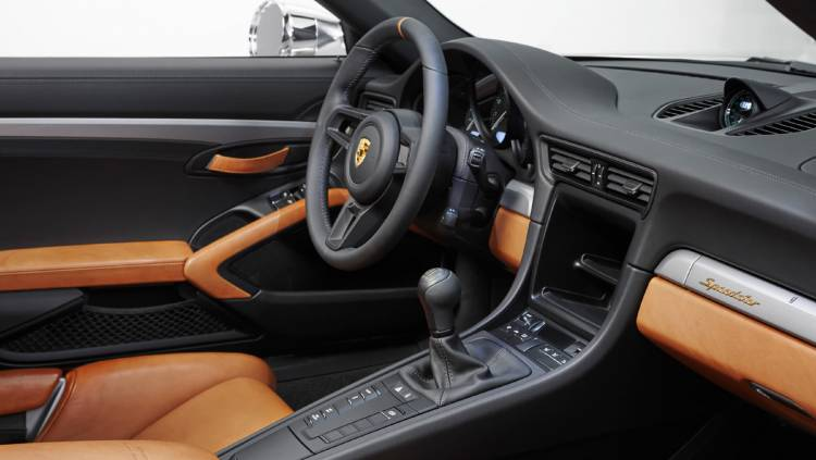 Porsche 911 Speedster Dm 2018 12