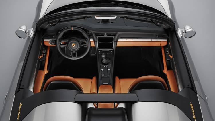 Porsche 911 Speedster Dm 2018 14