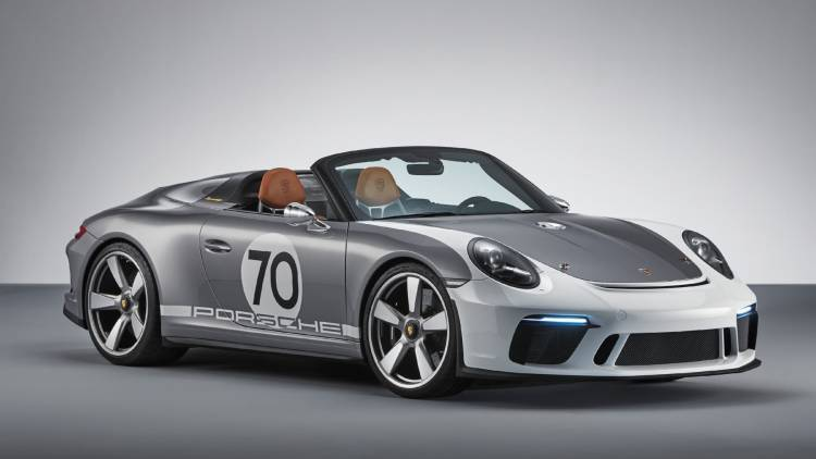 Porsche 911 Speedster Dm 2018 1