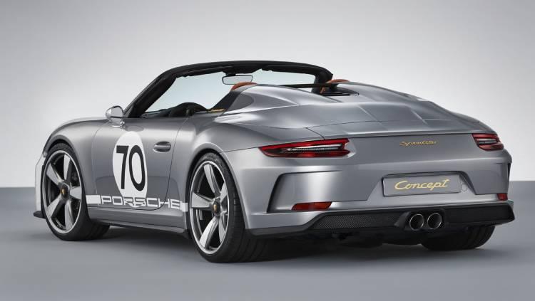 Porsche 911 Speedster Dm 2018 3
